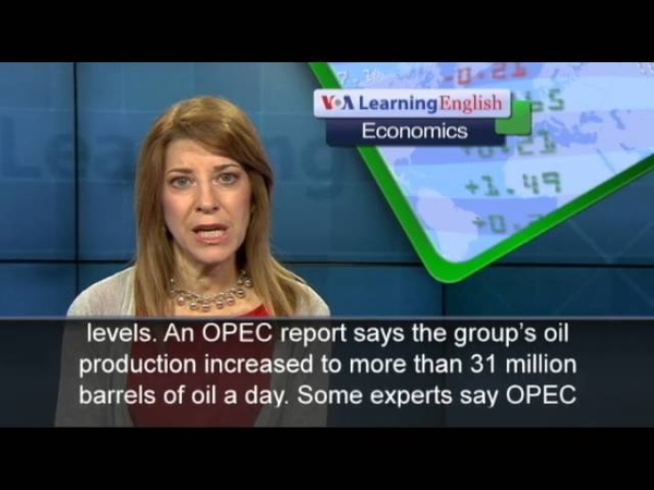 Oil Prices Continue to Drop, but Production Stays High