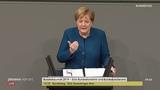 Generaldebatte im Bundestag Rede von Angela Merkel am 21.11.2018