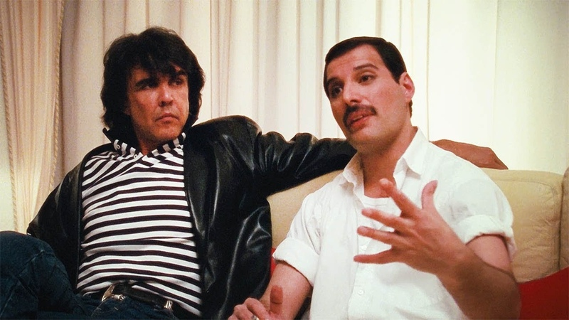 Freddie Mercury Dave Clark Time Musical Interview 1986 1080p *full*