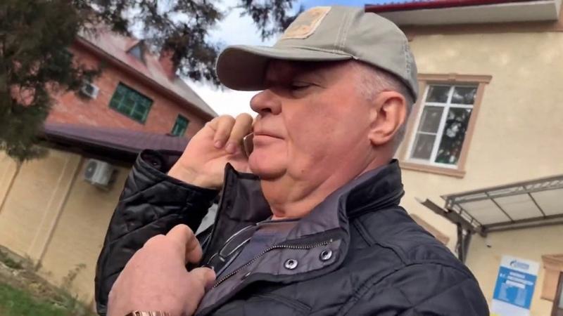 Отставной ФСБшник Литвиненко Александр напал на журналистов в МЕЖРЕГИОНГАЗе г. Кисловодска
