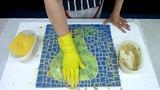 Making a mosaic by Michelle Greenwood Brown www.michellegreenwoodbrown.co.uk