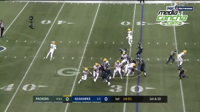 Halcones Marinos se impone a Empacadores en semana 11 de NFL