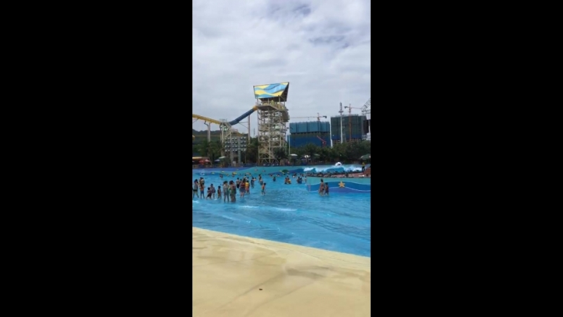 Аквапарк Sanya Water park
