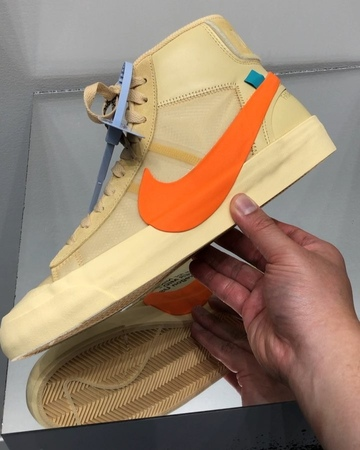 Sneaker News on Instagram More Off White x Nike previewed at the brand's NYHQ Are these on par with the original Stay tuned for a detailed look