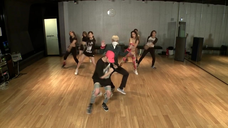 BIGBANG (GDT.O.P) - ZUTTER (Dance Practice Ver.)