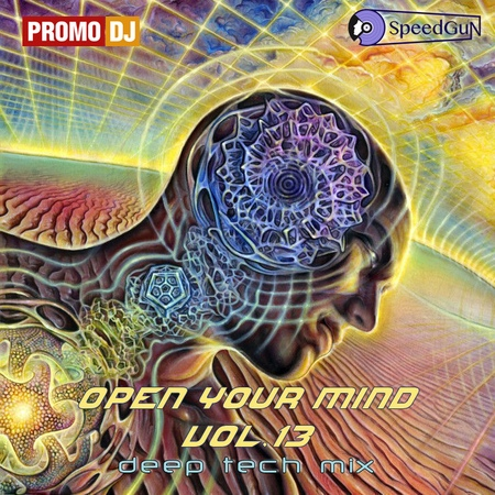 DJ SPEEDGUN - OPEN YOUR MIND VOL.13