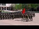 9 мая 2018 г парадные расчеты РВВДКУ и 331 полка ВДВ вели новые командиры