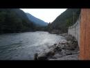 Горная река Абхазии