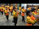 文化庁創立50周年記念パレード  Kyoto Tachibana SHS Band 京都橘高校吹奏楽部
