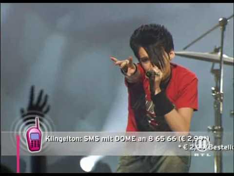 01 Tokio Hotel - Schrei - THE DOME 36 2005-12-10.avi