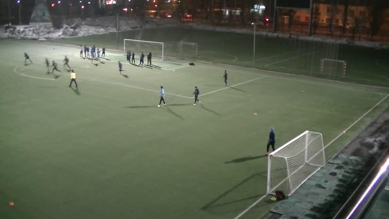 Kraft 3 2 Арабы Юнайтед 1 тайм