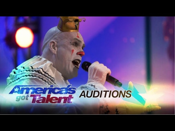 Puddles Pity Party - All Performances | Full Auditions With Judge Comments | AGT 2017