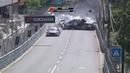 Большая авария на гонке WTCR. Португалия