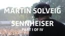 Martin Solveig x Sennheiser – Why the HD 25 is perfect for DJs | Sennheiser