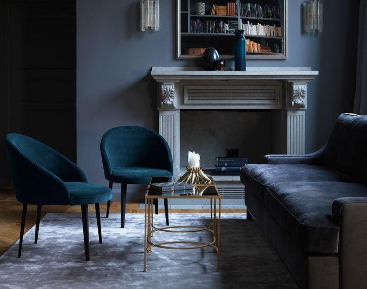 Стильная мебель от шведского бренда Layered