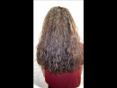 Протеиновая завивка волос!