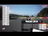 GP3 2018. Round 6. Belgium. Race2