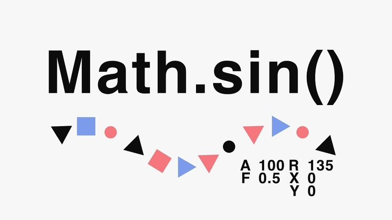 Math.sin - Adobe After Effects Expression