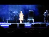 Юлия Савичева – Соло на барабанах, Как твои дела (Анапа 16.07.2015)