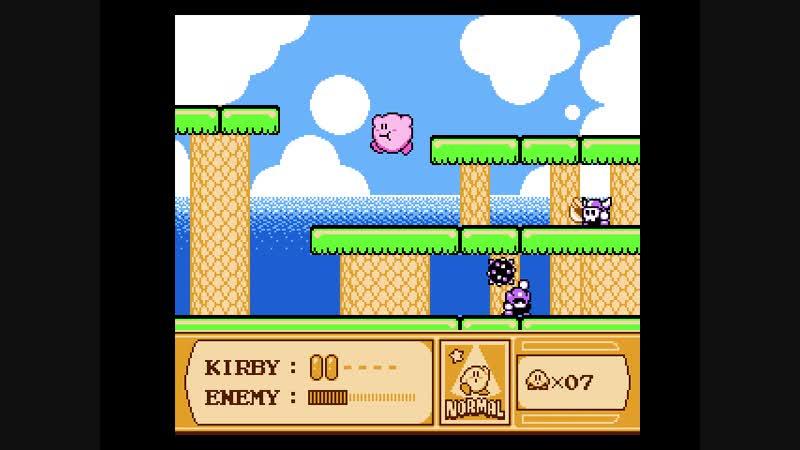 2-2 Kirbys Adventure Ice Cream Island