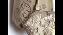 Мастер класс по изготовлению сумочки Нежность из натуральной кожи и венецианского кружева