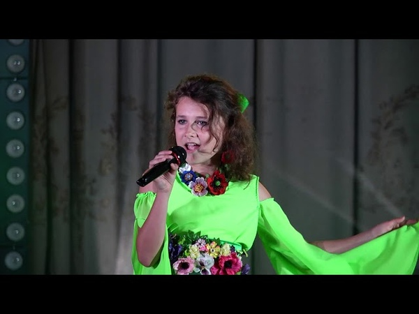 Міжнародний фестиваль-конкурс ХІТ ПАРАД 2018 Дем'янець Аліна Лея