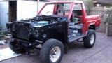 1982 Nissan Patrol MQ SWB 4x4 Off Road Truck Build Project