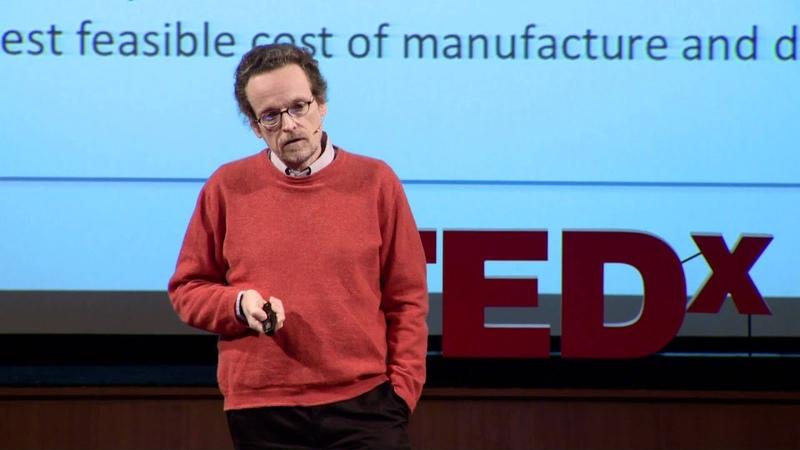 Reimagining pharmaceutical innovation | Thomas Pogge at TEDxCanberra