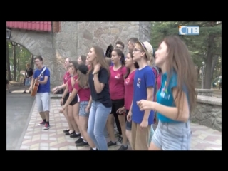 27.07.2018 Концерт трудового лагеря «Позитив»