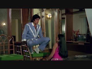 Песня Aaj Abhi Yahi из фильма Беспощадный/Inquilaab (hindi, 1984)