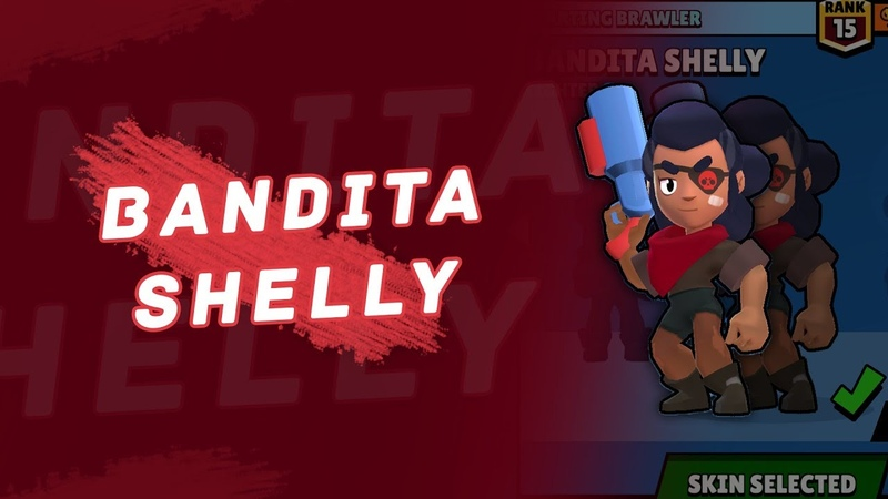 BANDITA SHELLY | Brawl Stars