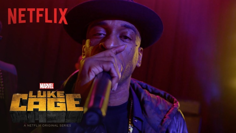 "Marvel's Luke Cage | Rakim - ""Kings Paradise"" [HD] | Netflix"
