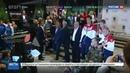 Новости на Россия 24 Жители Белгорода тепло встретили своих земляков героев завершившейся Олимпиады