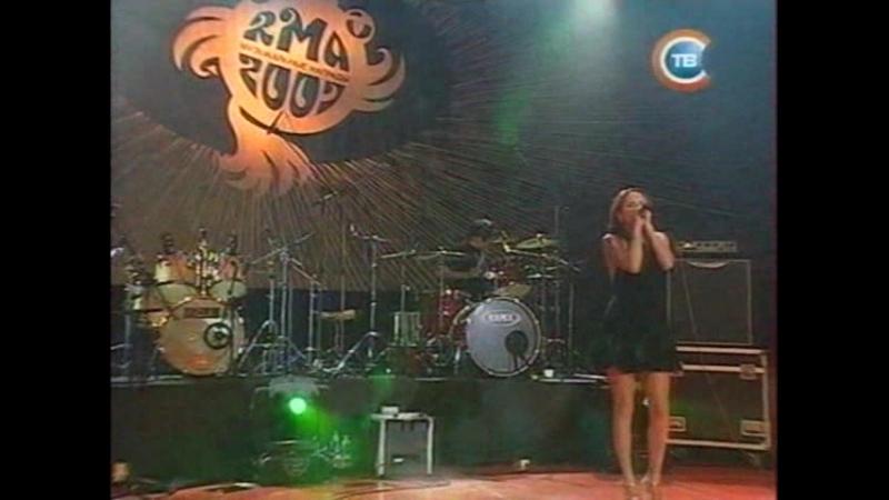 PRE-PARTY MTV RMA 2007 (СТВ, 2007) МакSим - Ветром Стать (Live)