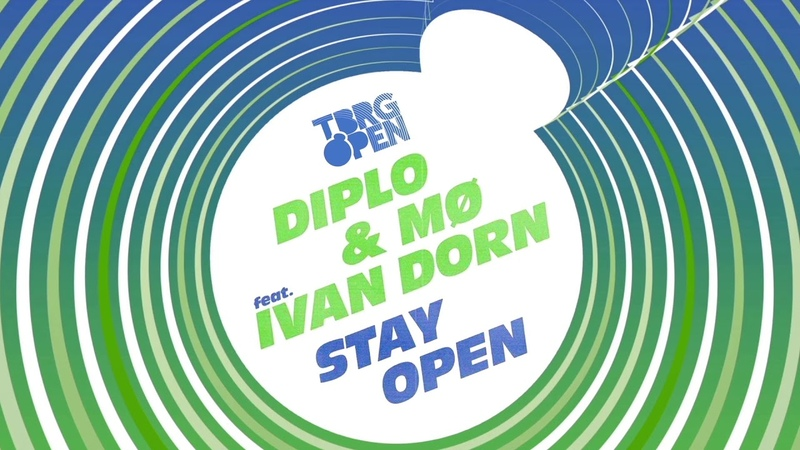 Diplo MØ feat. Ivan Dorn – Stay Open [Official Remix – Russia]