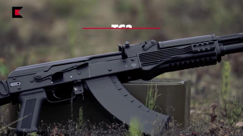 Cамозарядное ружье Калашников TG2 под патрон .366 ТКМ