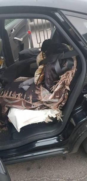 на российско-украинской границе водитель и его сын пытались выдать труп женщины за спящую пассажирку на российско-украинской границе при осмотре транспортного средства украинские правоохранители