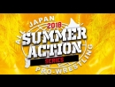 AJPW Summer Action Series 2018 2018 07 26 День 9