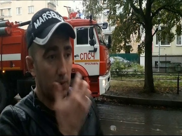 Пожар в Дзержинском районе что тушили