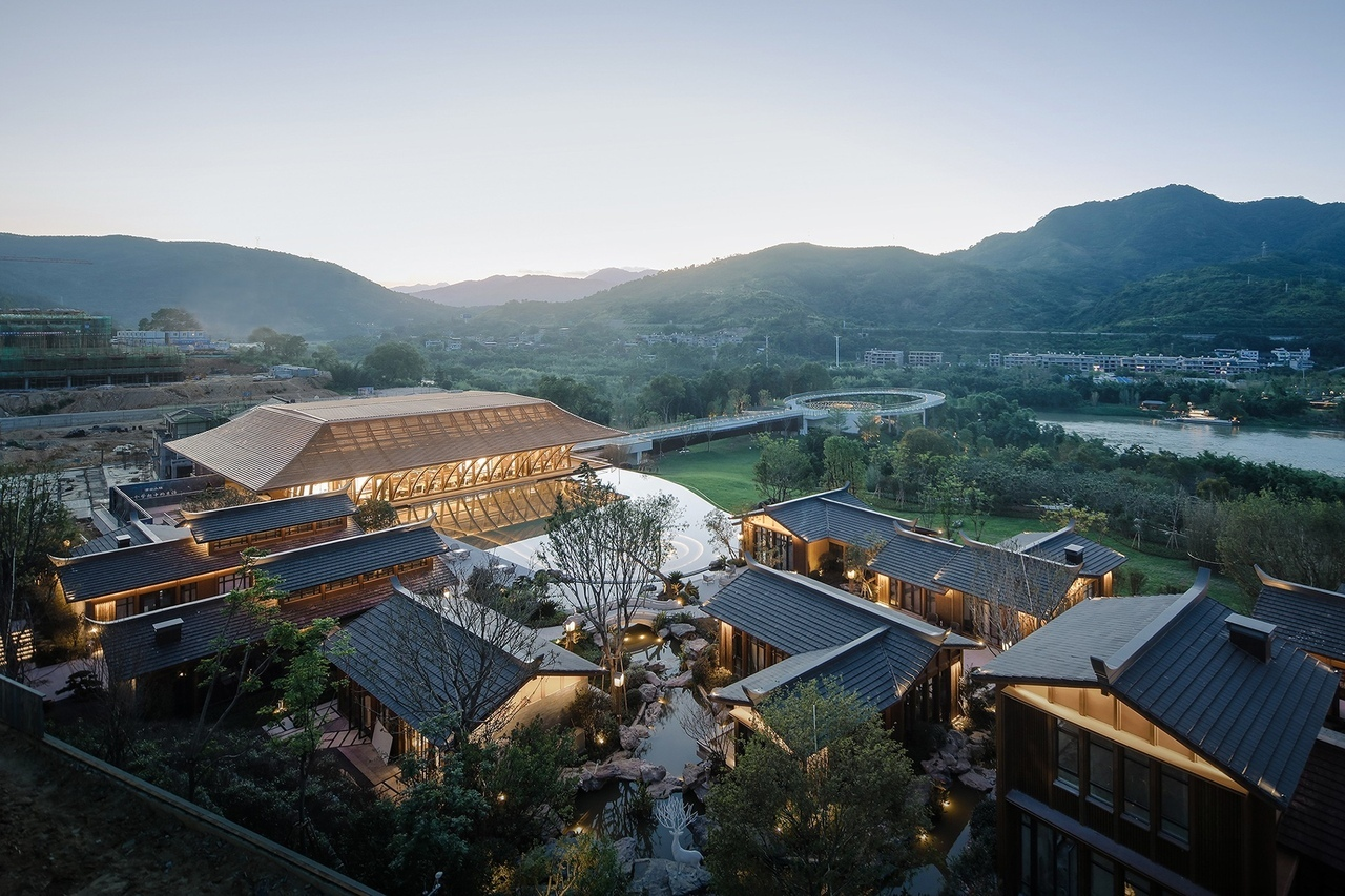 Tahoe Qingyun Town | Shanghai Tianhua architectural design