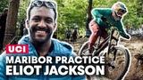 Maribor Track Talk with Eliot Jackson UCI MTB World Cup 2019
