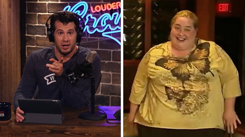 FAT PRIDE: The Unfiltered, Unpopular Truth! | Louder With Crowder