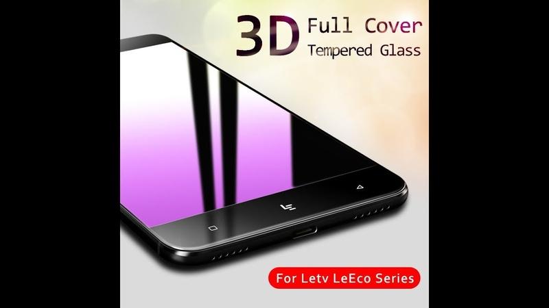 Черные 3D стекла к Leeco Cool 1