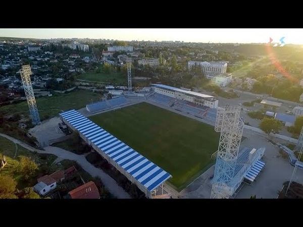 Город меняется Выпуск 7 Севастопольский футбол