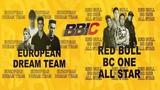EUROPEAN DREAM TEAM vs RED BULL BC ONE ALL STAR CREW FINAL@ 2018 BBIC World Finals Day-3 LB-PIX