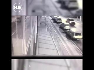 В Бразилии попали на видео последние минуты жизни молодой женщины