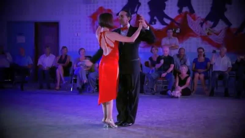 Milonga Brava - Gisela Natoli et Gustavo Rosas