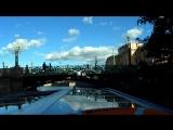 Путешествие по рекам и каналам Санкт-Петербурга часть 1