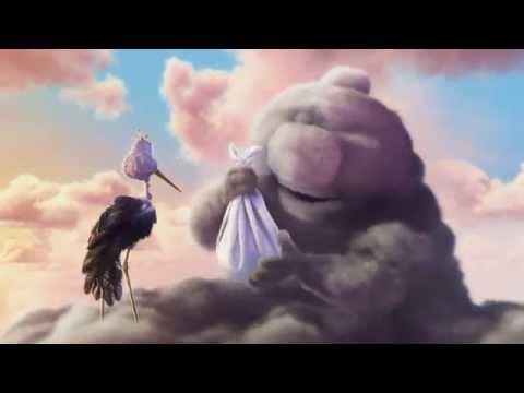 Мультфильм Disney - Облачно, с прояснениями   Короткометражки Студии PIXAR [том2]   мульт про облако