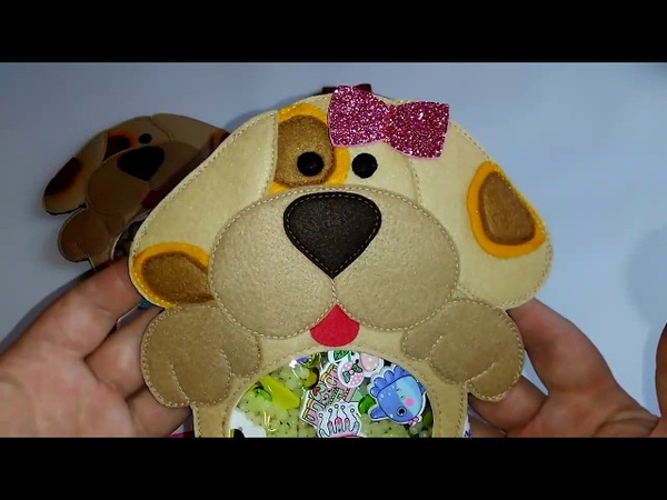 Искалочка Собачка Sensory toy I spy The Dog